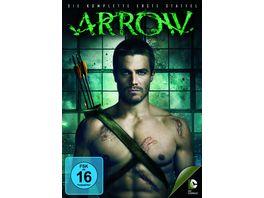 Arrow Staffel 1 5 DVDs