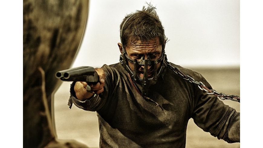 Mad Max Fury Road inkl Digital Ultraviolet