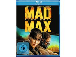 Mad Max Fury Road inkl Digital Ultraviolet