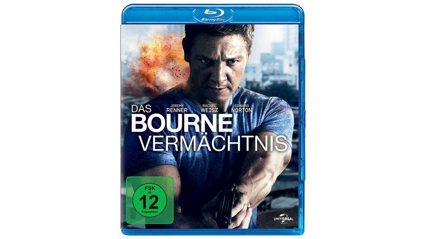 Das Bourne Vermaechtnis