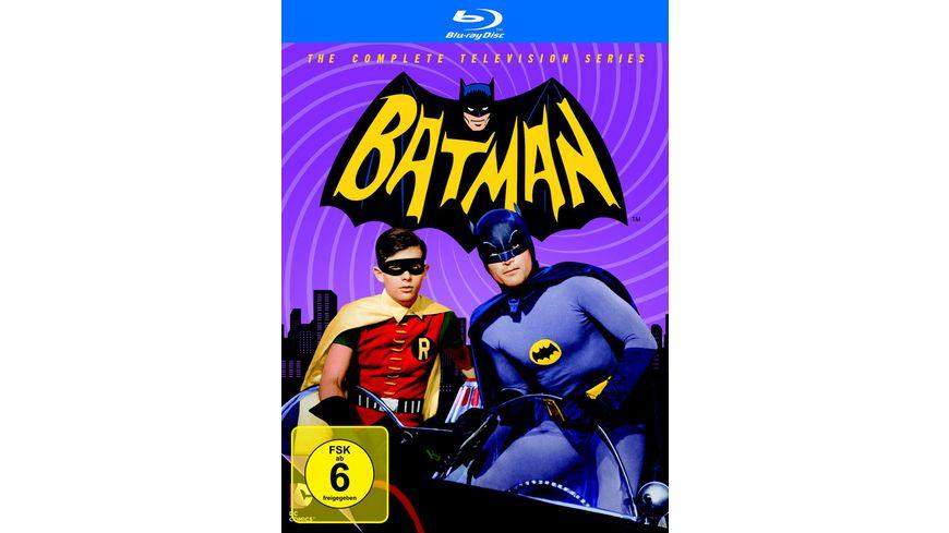 Batman Die komplette Serie 13 BRs