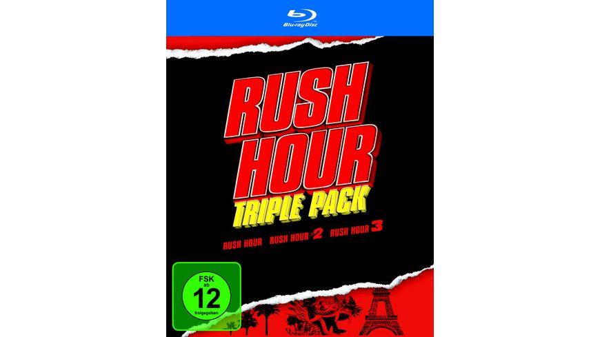 Rush Hour Trilogy 3 BRs