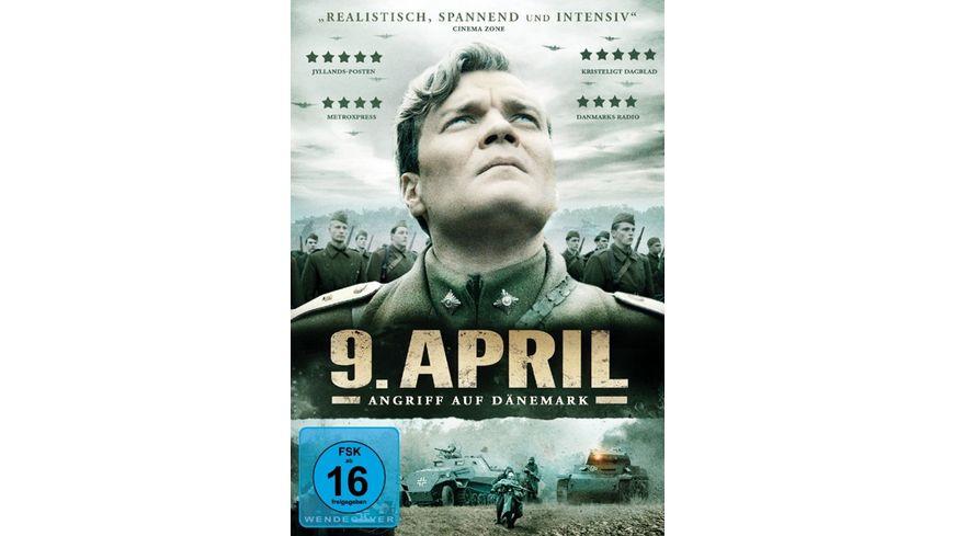 9 April Angriff auf Daenemark
