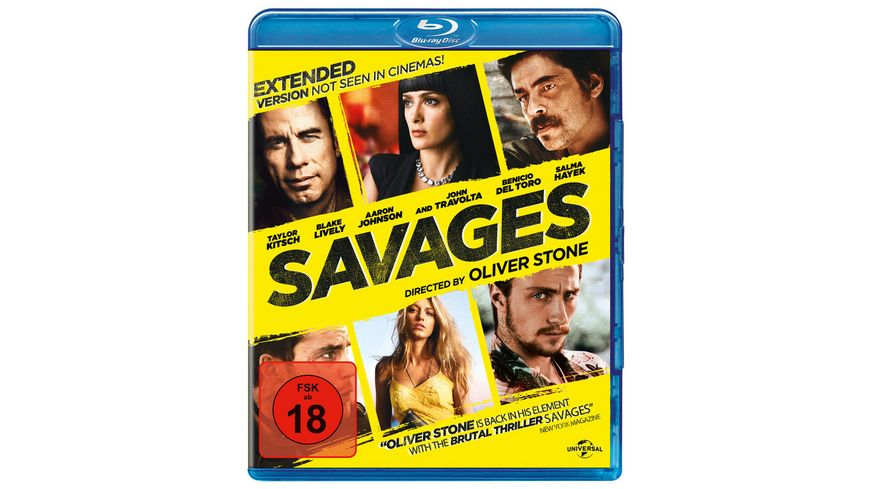 Savages Extended Version