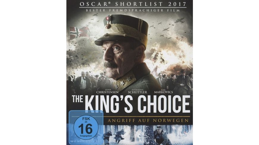 The King s Choice Angriff auf Norwegen