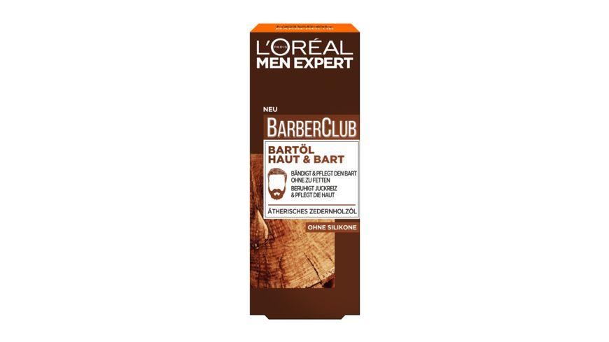L OREAL PARIS MEN EXPERT BARBER CLUB Bartoel Haut Bart