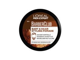 L OREAL PARIS MEN EXPERT BARBER CLUB Bart Haar Styling Pomade