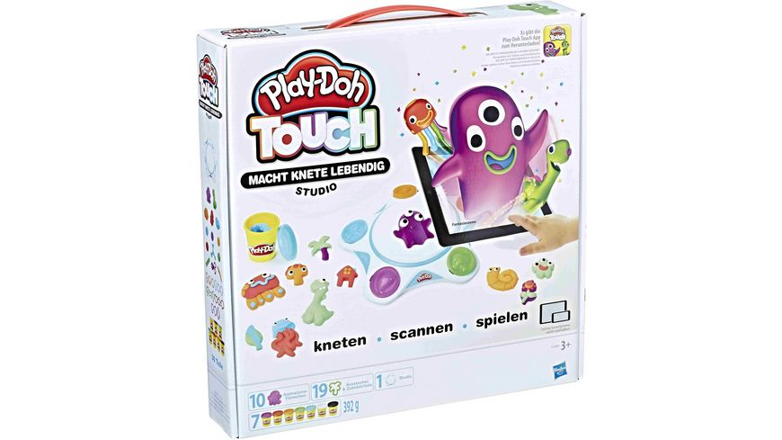 Hasbro Play Doh Touch Digital Studio
