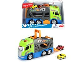 Dickie Happy Series Car Transporter