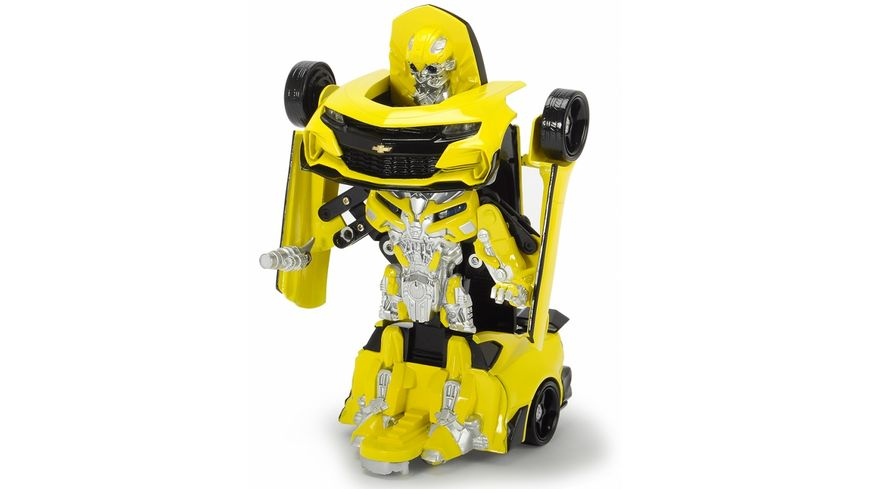 Dickie Transformers The Last Knight Robot Fighter Bumblebee