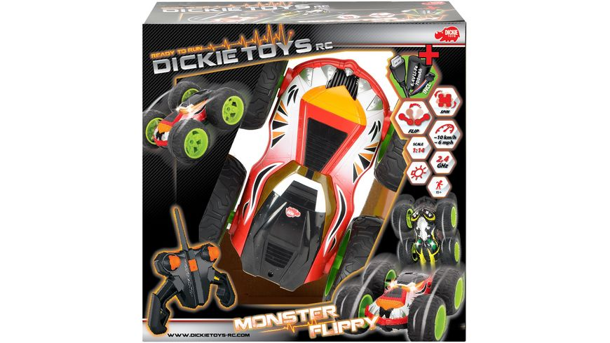 Dickie RC Monster Flippy