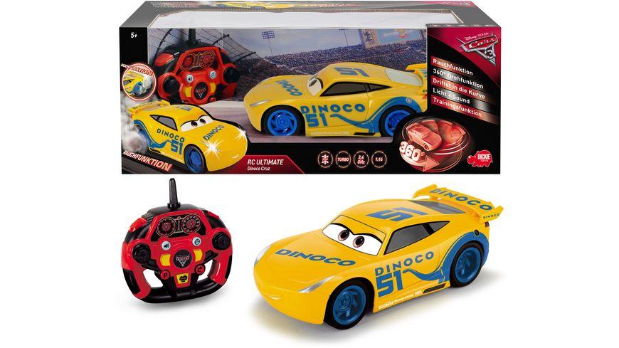 Dickie Cars RC Ultimate Cruz Ramirez