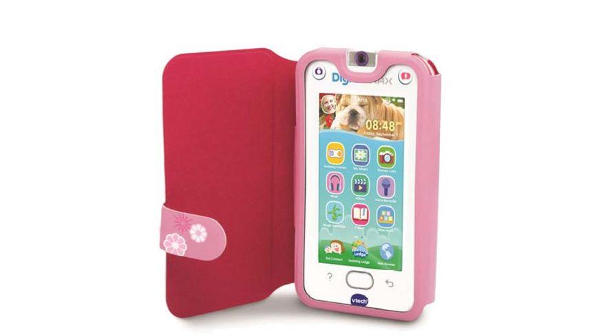 Vtech 80 401659 Kidicom Max Schutzhulle Pink Weihnachtsgeschenke