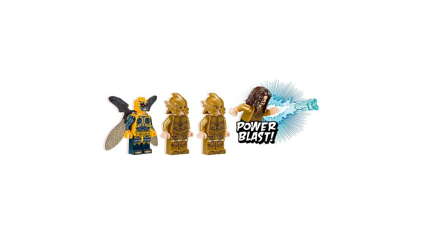 LEGO DC Comics Super Heroes 76085 Das Kraeftemessen um Atlantis