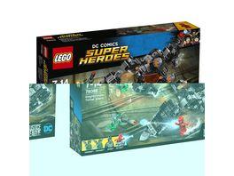 LEGO DC Comics Super Heroes 76086 Knightcrawlers Tunnel Attacke