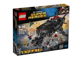 LEGO DC Comics Super Heroes 76087 Flying Fox Batmobil Attacke aus der Luft