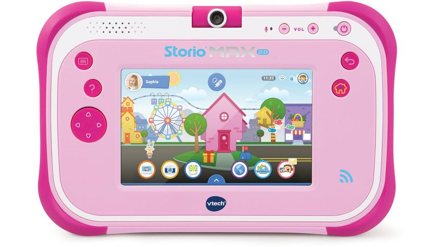 VTech Storio Storio MAX 2 0 pink