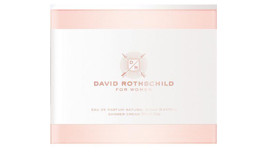 David Rothschild Perfumes Women Duftset