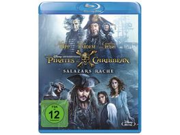 Pirates of the Caribbean 5 Salazars Rache
