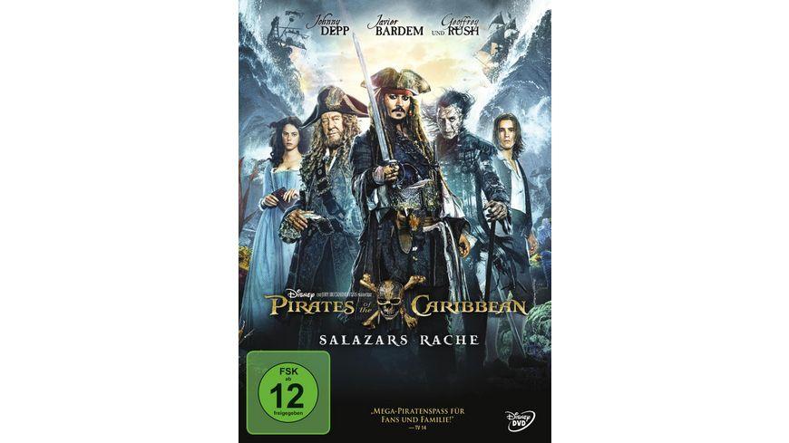 Pirates of the Caribbean 5 Salazars Rache