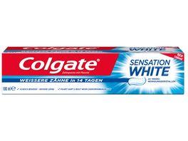 Colgate Zahnpasta Sensation White