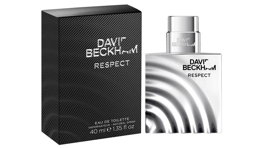 DAVID BECKHAM Respect Eau de Toilette