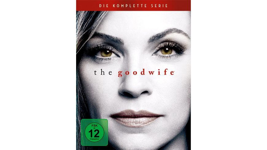 The Good Wife Gesamtbox 42 DVDs