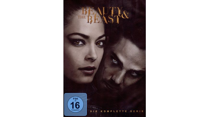 Beauty and the Beast 2012 Gesamtbox 20 DVDs