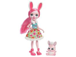 Mattel Enchantimals Bree Bunny Puppe