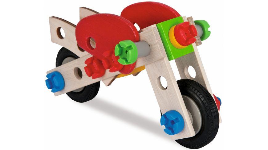 Simba HEROS Constructor Motorrad