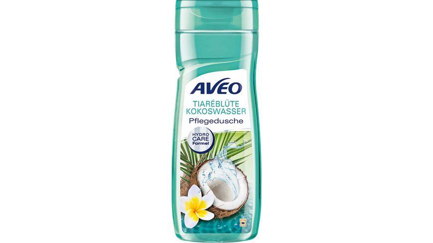 AVEO Pflegedusche Kokoswasser Tiare