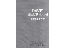 DAVID BECKHAM Respect After Shave