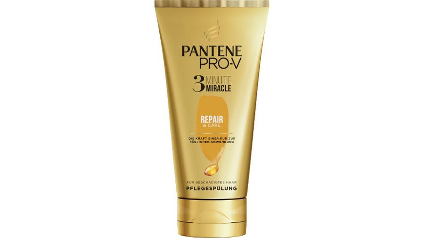 PANTENE PRO V Pflegespuelung Repair Care 3 Minute Miracle