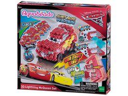 Aquabeads Cars 3 3D Lightning McQueen Motivset