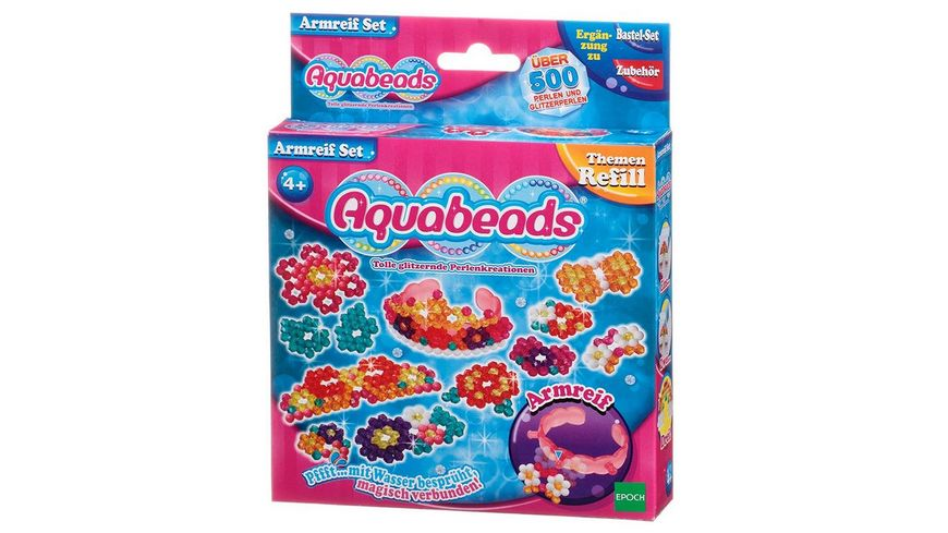 Aquabeads Aquabeads Armreif Set