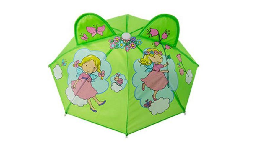 Heless Puppen Regenschirm Blumenfee