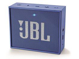 JBL Go Bluetooth Lautsprecher Blau