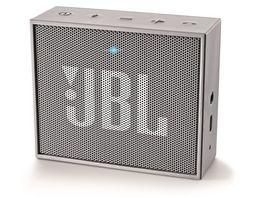 JBL Go Bluetooth Lautsprecher Grau