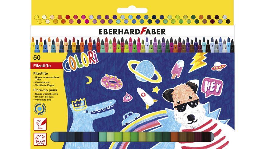 EBERHARD FABER Colori Filzstifte