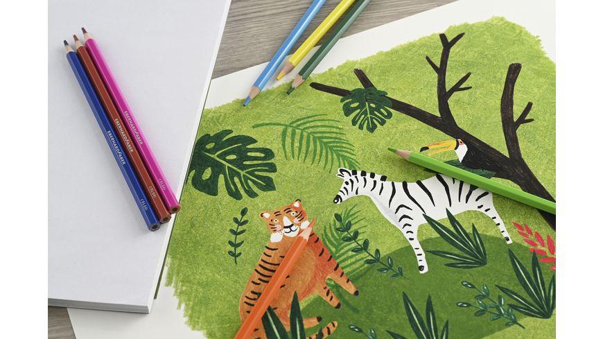 EBERHARD FABER Colori Buntstift 24er Etui