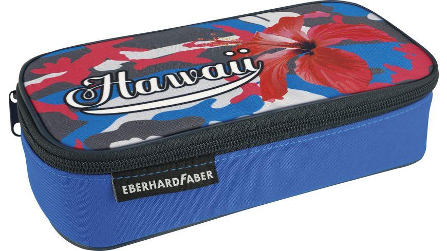 EBERHARD FABER Jumbo Schlamperbox Camouflage Hawaii leer