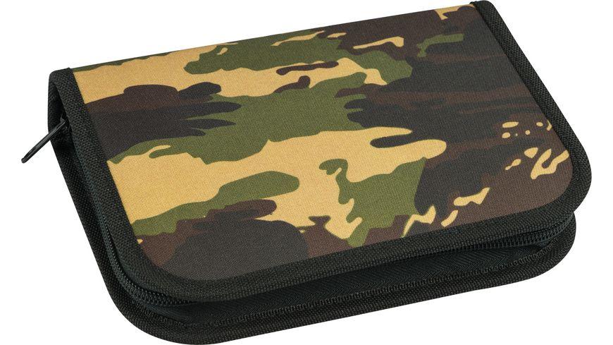 EBERHARD FABER  Schüleretui Camouflage