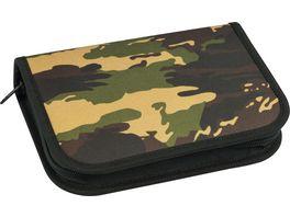 EBERHARD FABER Schueleretui Camouflage