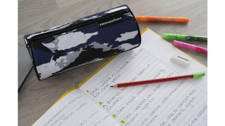 EBERHARD FABER Jumbo Faulenzerrolle Camouflage leer