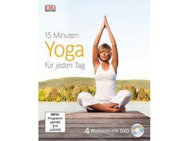 15 Minuten Yoga fuer jeden Tag
