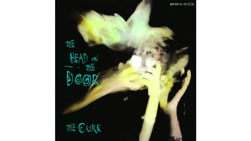 THE HEAD ON THE DOOR REMASTERED