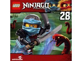 LEGO Ninjago CD 28