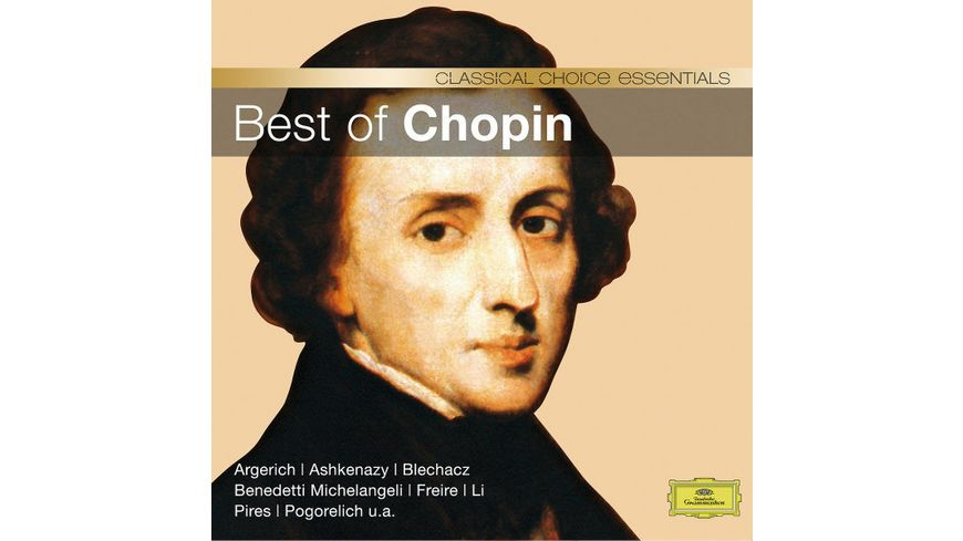 Best Of Chopin Piano Solo CC