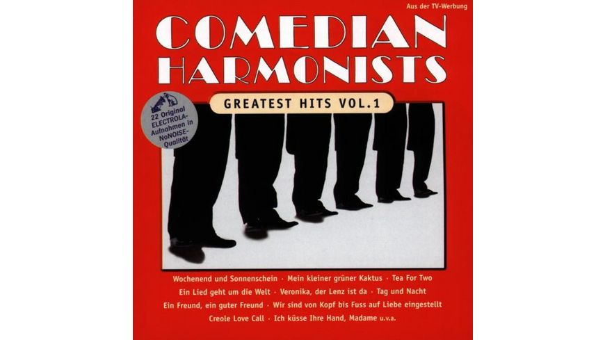 Greatest Hits Vol 1
