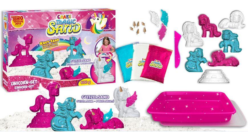 CRAZE Magic Sand Unicorn Box